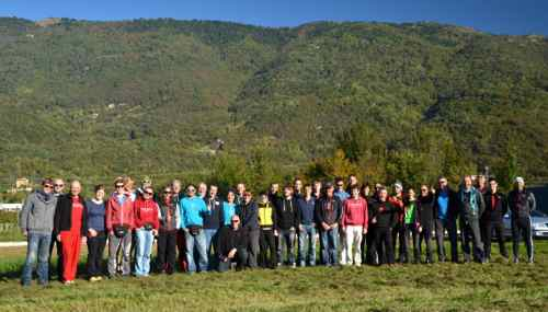 NOVA PILOTS TEAM MEETING 2012 in Revine Lago
