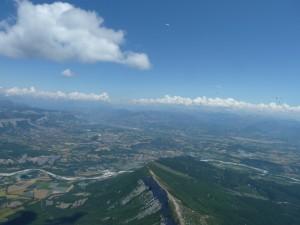 Chabre ridge