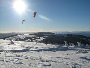 Stuhleck Kite und Soaringsession (1)