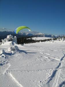 Stuhleck Kite und Soaringsession (2)