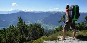 Hike & Fly in the Loferer Steinberge