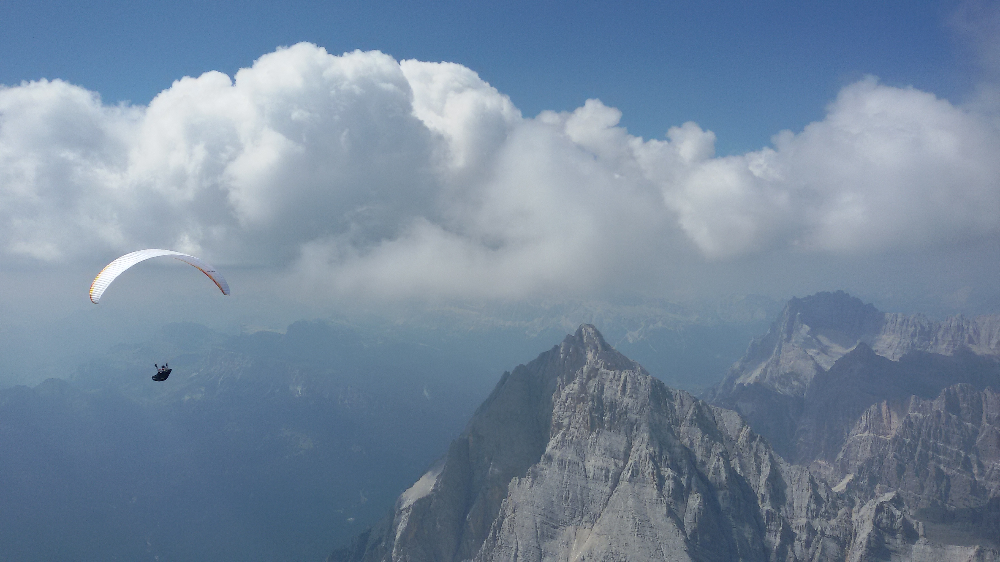 Fly for the view – XC-Adventures from the Dolomites (and more)