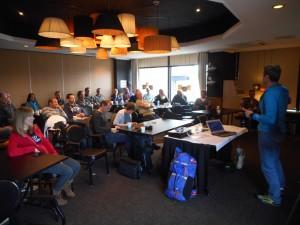 Instructors meeting (2)