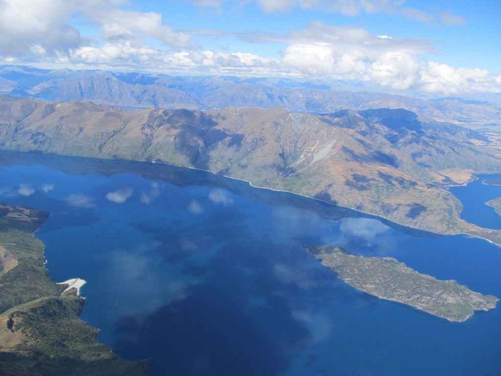 My home flying area - Lake Wanaka