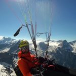 Happy! Das letzte Mal über 4.000 Meter geht´s nun schön langsam dem Ende entgegen.