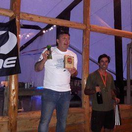 MENTOR 4 winning Sports Class at 16th Open Santiago