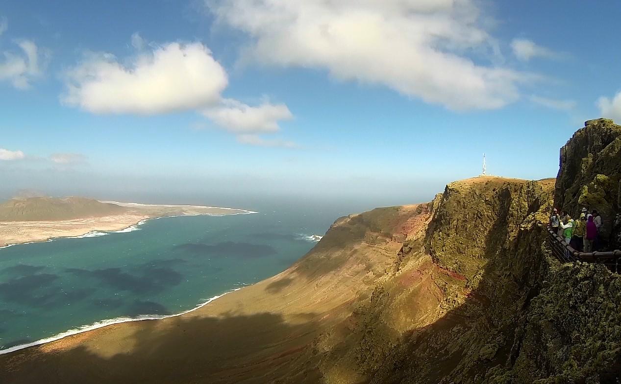Die Kanarische Insel Lanzarote – Januar 2018