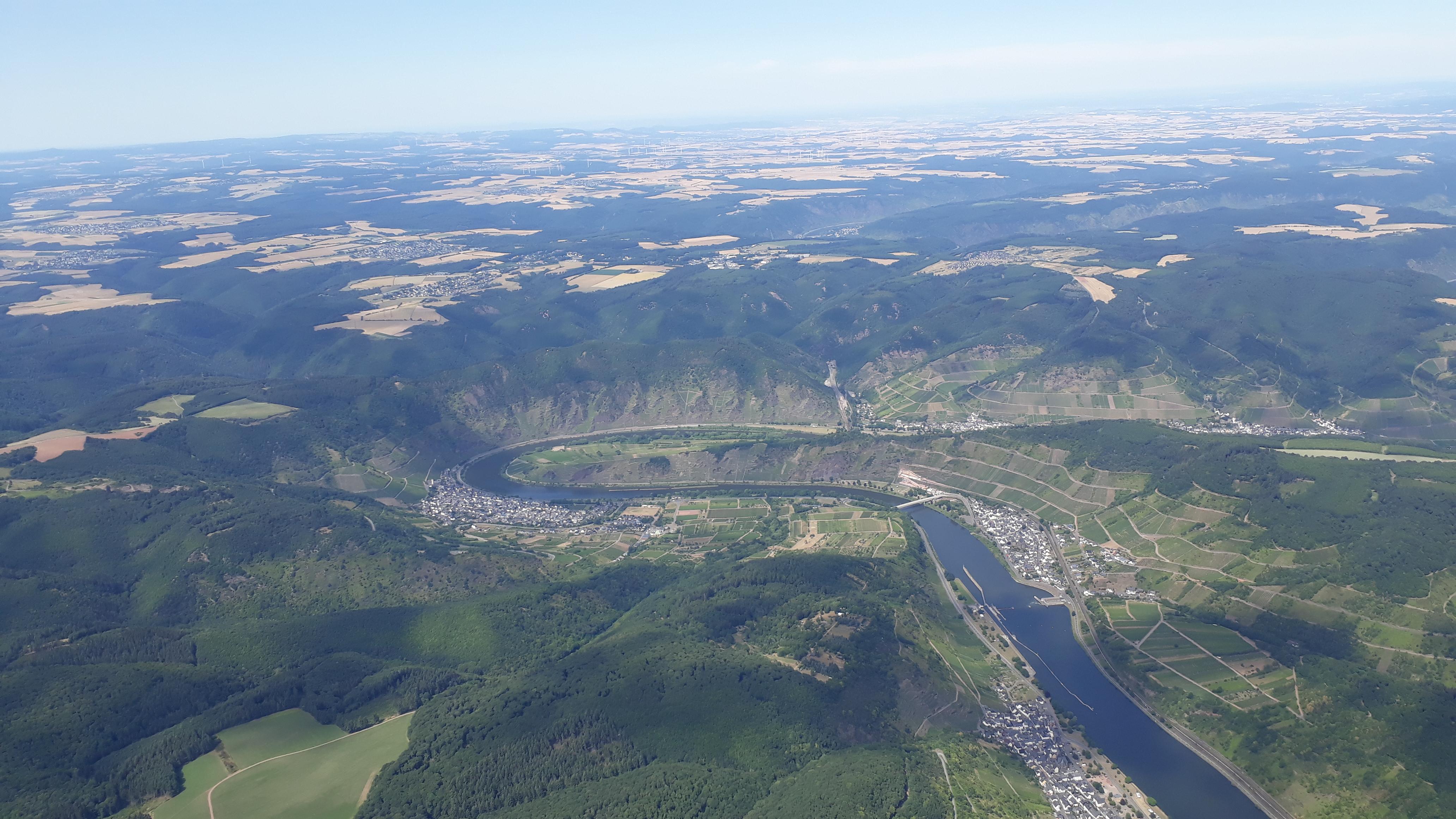 Moselschleifentour am 03. Juli 2018