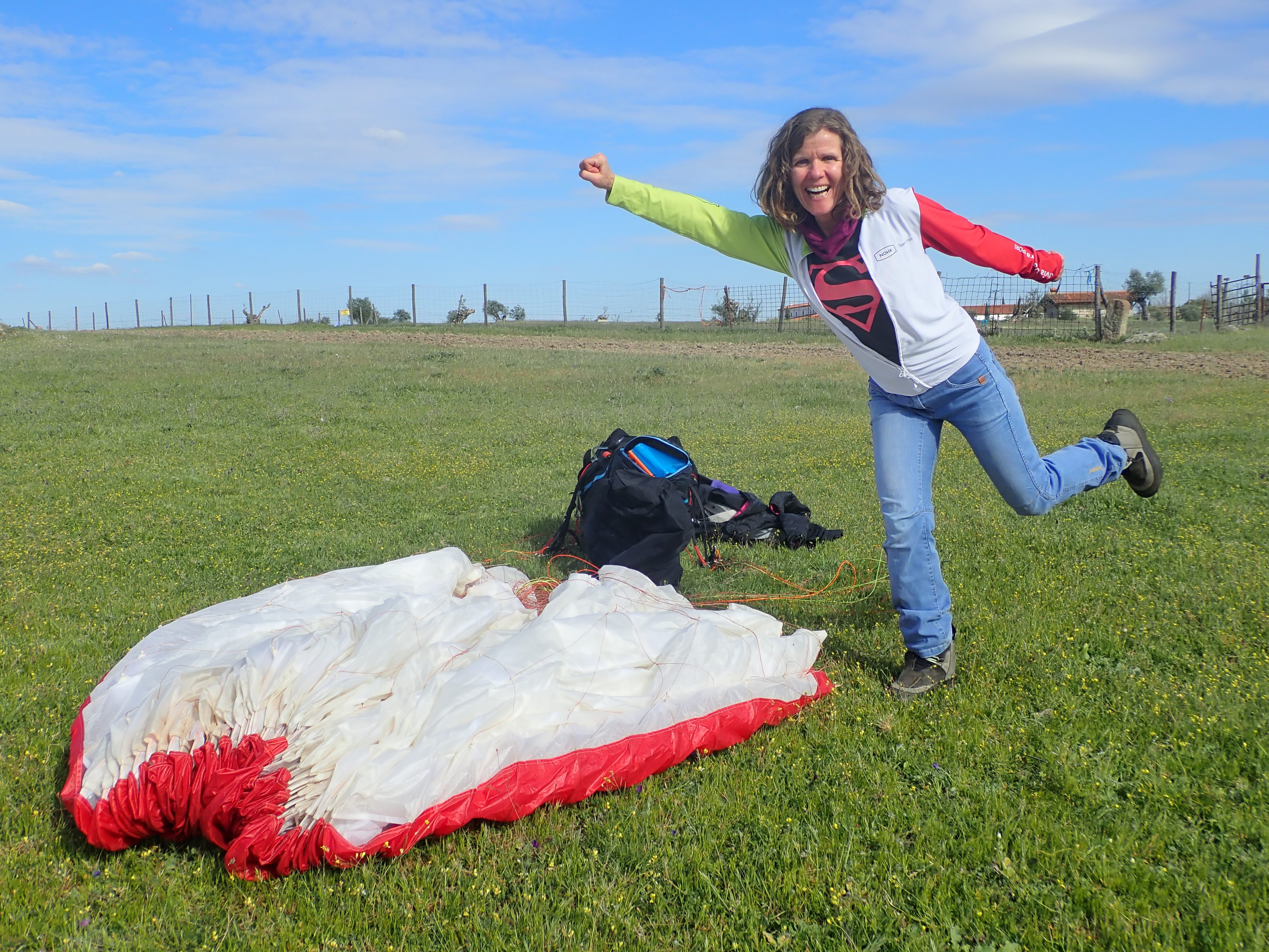 I am back! Paragliding, the ultimate passion