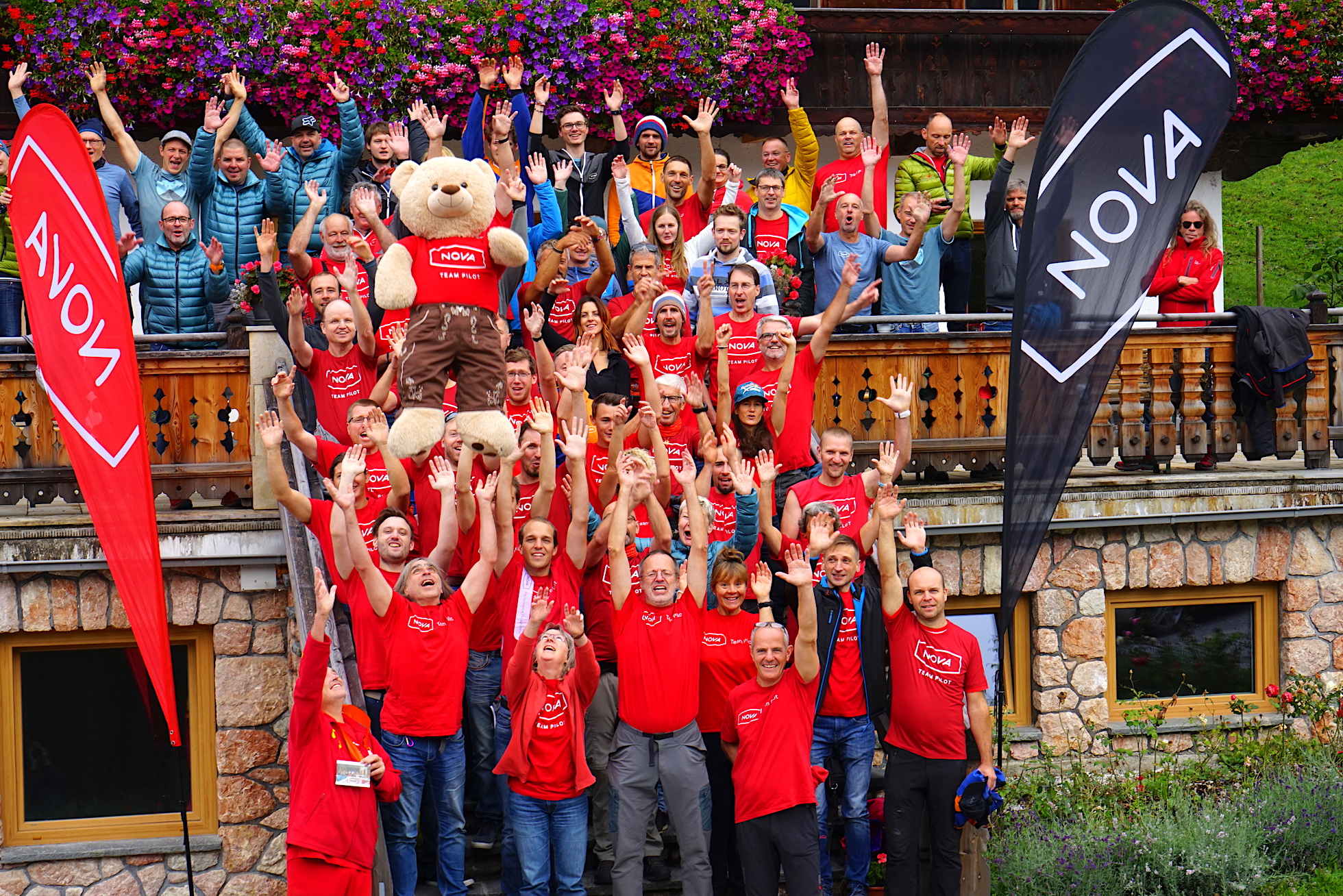 NOVA Pilots Team Meeting 2019 (Brixlegg, Tirol) – deutsch