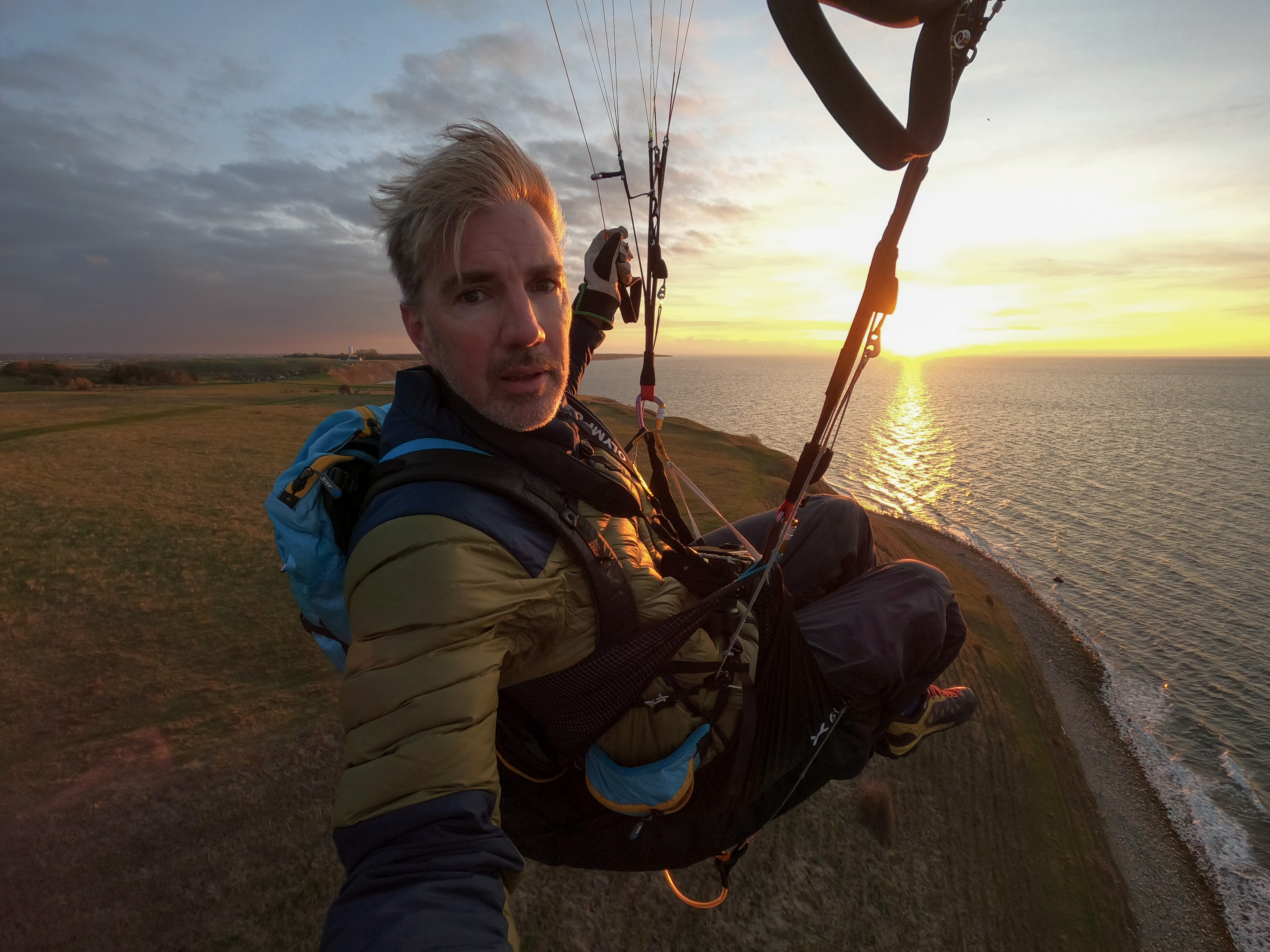 Team Pilot Introduction – David Bengtsson (SWEDEN)
