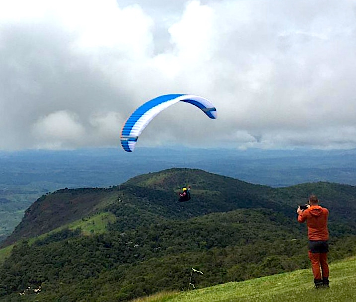 In search for the Joy of Paragliding