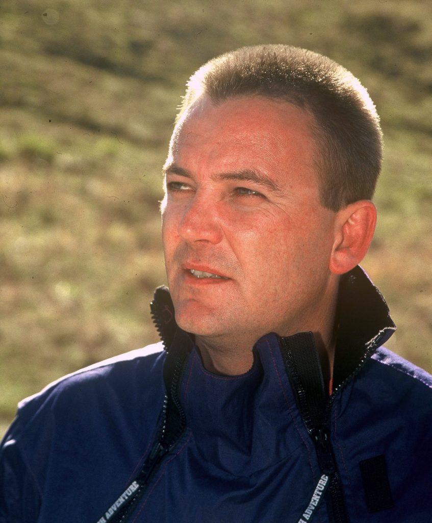 Wolfi in 1995