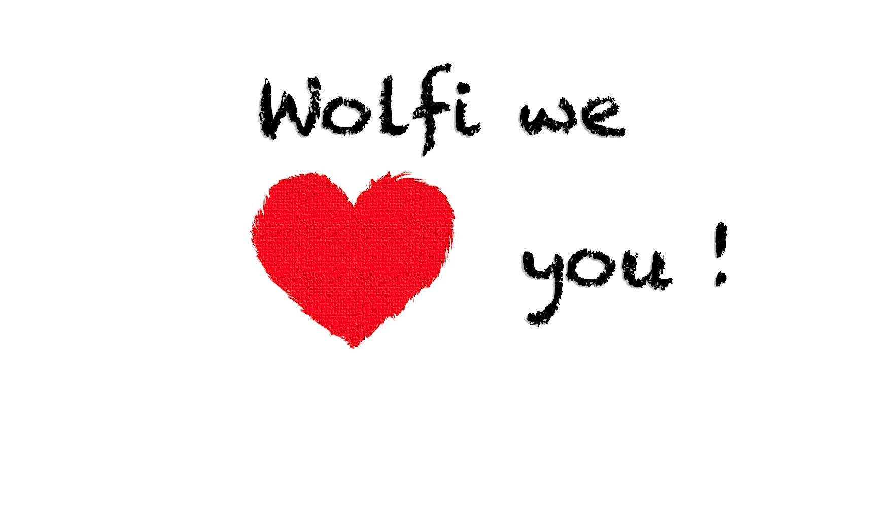 WOLFI FOREVER