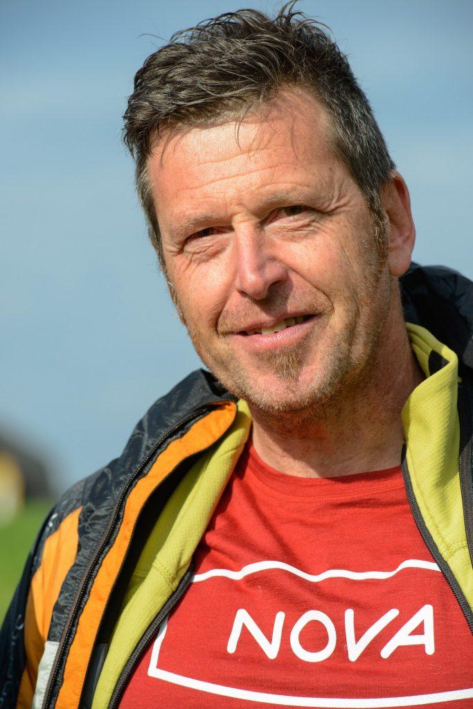 NOVA Team Pilot Hubert Wegleiter